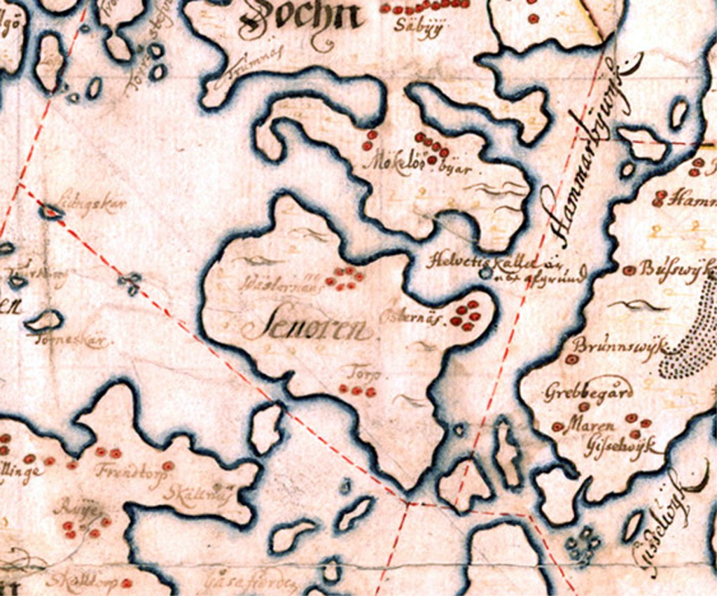 Petter Gedda 1684